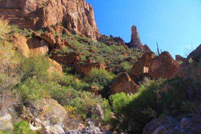 Gila Canyons 168a