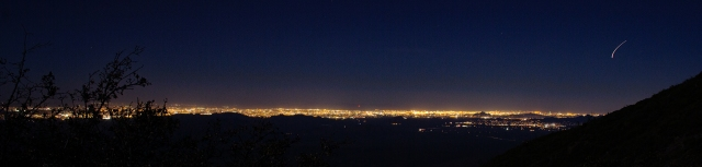 City Lights pano