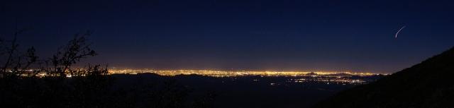 City Lights pano